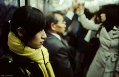 one day, and another, and another (Solar ikon) Tags: leica travel film japan zeiss train kyoto slide 400 fujifilm m6 expiredfilm rhpiii 35zm carlzeissbiogont235zm