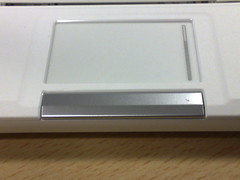 Asus EEE trackpad and button