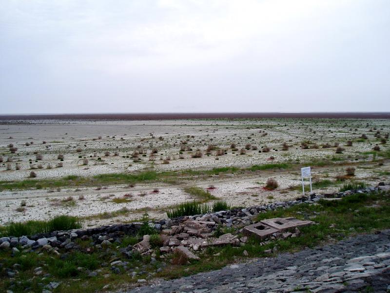 Reclaimed land, Byeonsan bando