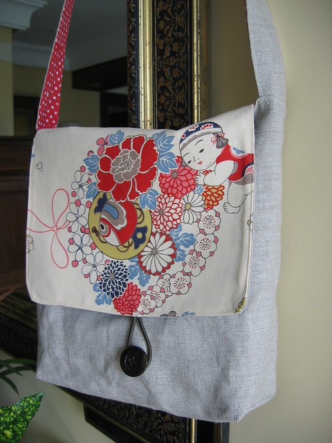 bag linen lino bolso messengerbag retrosaria whipupcalendar2010″