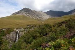 Eas Mor (Paulo Etxeberria) Tags: skye eskozia escocia scotland alba highlands cuillin cascada waterfall easmor glenbrittle sgurrnabanachdich urjauzia