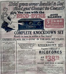 Rico-Dyne radio ad
