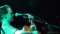 Laura Marling(UK) at Flèche d'Or, Paris