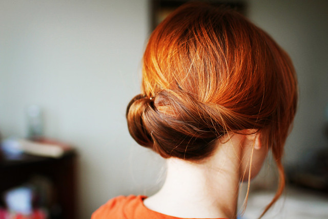 A Splendid Assemblage: Favorite Up-Do Hairstyle Tutorials ...