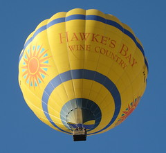 Hot Air Balloon (Eyersh) Tags: hotairballoon hawkesbay canong10