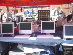 East Village Flea gets a technology booth