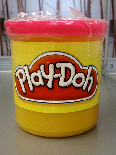 Day 154 - Play-doh