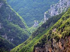 Escursionismo Sibillini - Valle Tre Santi