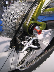 Trek Fuel EX (Clive Andrews) Tags: london trek xt cycling andrews suspension bikes cycle biking clive earlscourt mech shimano derailleur shimanoxt cycleshow rearmech cliveandrews cliveandrews2007allrightsreserved cycleshow2007 img8987jpg fuelex