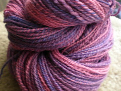 stony mountain handspun
