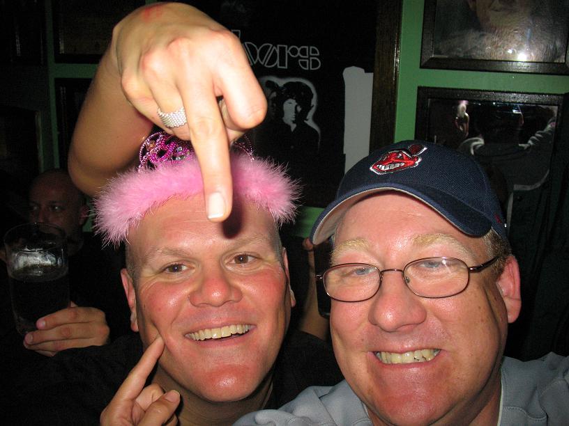 Rick Tiara Pat Finger