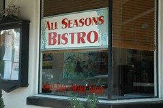 All Seasons Bistro and Wine Bar