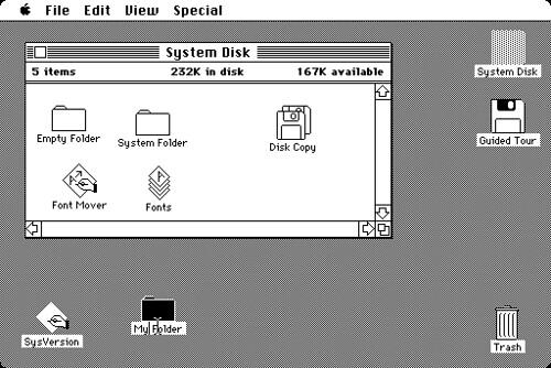 RIP: Classic Mac OS 1984-2007 1