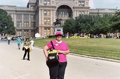 Sara goes to Texas Book Festival