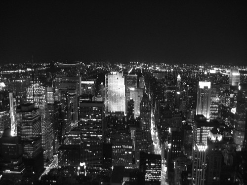 creative commons h-res photo of the day:  nyc from the esb (3072 x 2304)