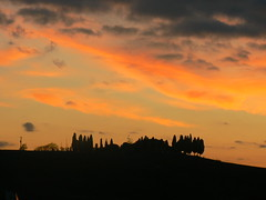 tramonto toscano (Aspirin Photo) Tags: photo flickr tuscany siena toscana valdorcia amici aspirin bagnovignoni scampagnata aplusphoto ysplix aspirinphoto pisasocialevent