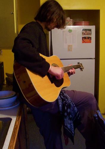 Refrigerator music