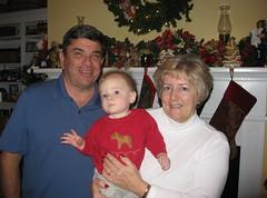 Grandpa, Grandma & Ian