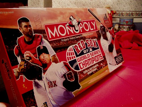 Red Sox Opoly