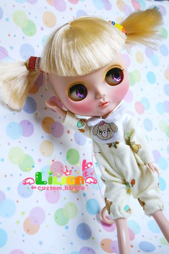 .LILI-GA.custom blythe. by ♥.LILI-GA.♥.