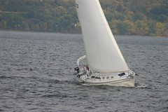 "October sail in Minnesota • <a style=""font-size:0.8em;"" href=""http://www.flickr.com/photos/7120563@N05/2170434976/"" target=""_blank"">View on Flickr</a>"