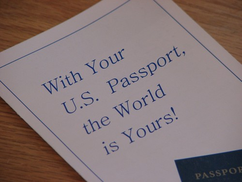 Passport Brochure