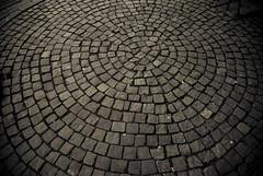 Concentrate (gothicburg) Tags: cobblestones minimalistic circular majorna noncoloursincolour