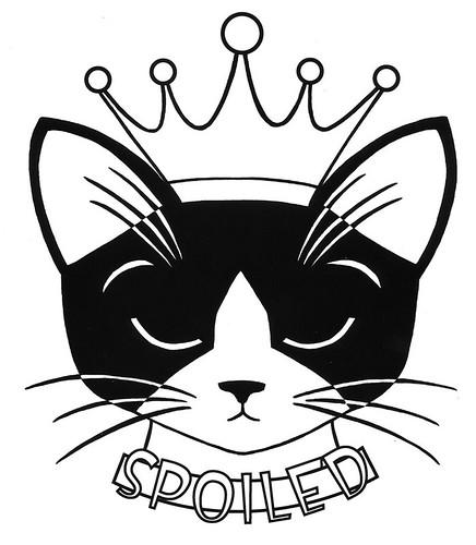 spoiled kitty revised