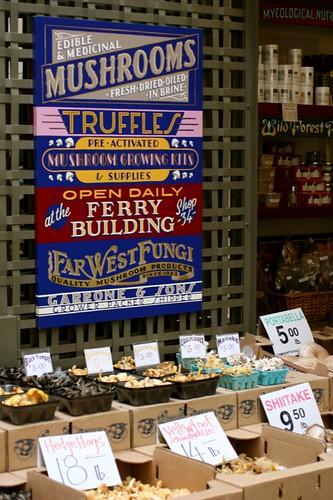 Far West Funghi: San Francisco