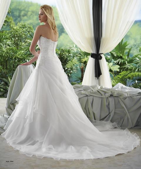 Vestidos de novia baratos-965B