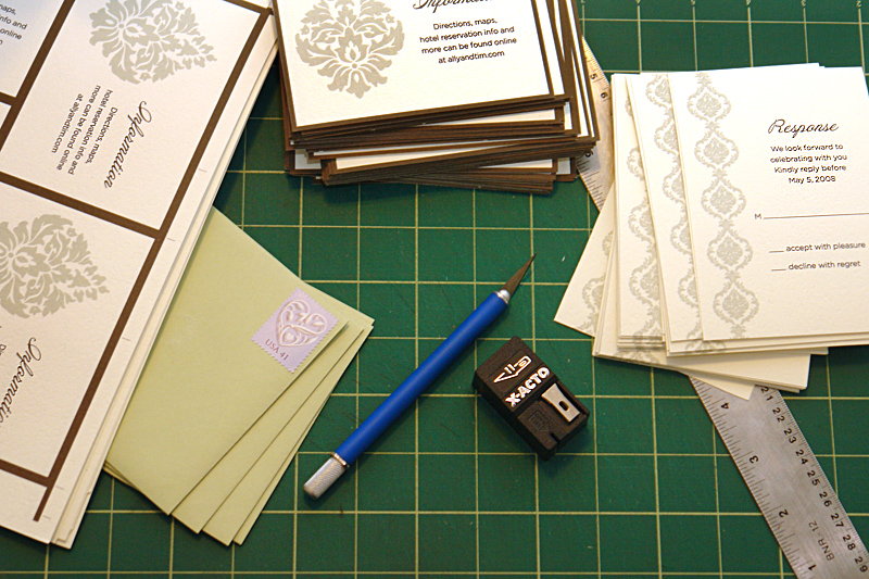 invitations in progress