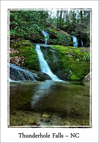 Thunderhole Falls