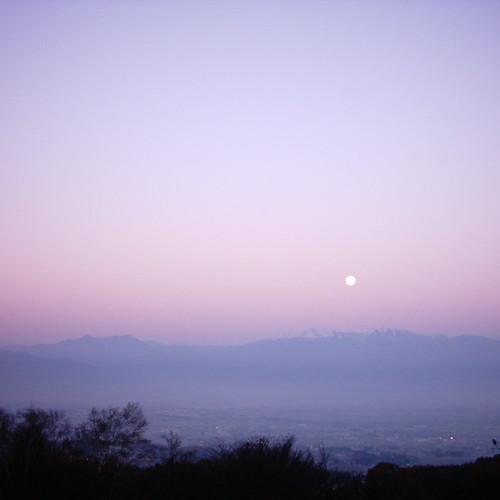 【写真】Sunrise [ Matsuomoto / Nagano ]