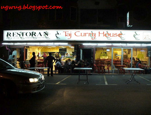 Restoran Taj Curry House