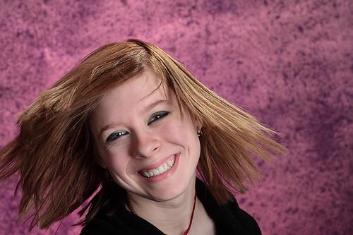 Faith crazy hair