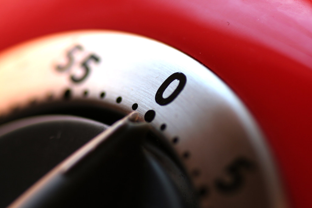 Timer at 0 by numb3r, on Flickr