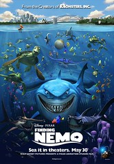 Finding Nemo (dustinmew) Tags: movie poster finding nemo