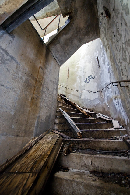Cardross Seminary 8 (by Ben Cooper)