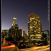 Los Angeles Sunrise II by jimgoldstein