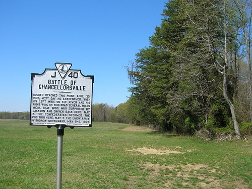 Chancellorsville Battle Map. The Chancellorsville Campaign