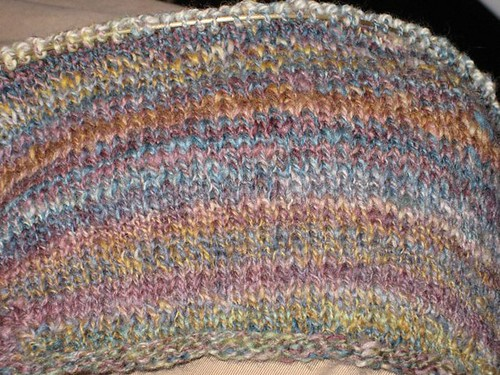 sugarplum shrug progress