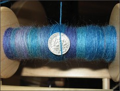 Mermaid handspun