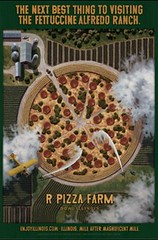 Offbeat Illinois - R Pizza Farm
