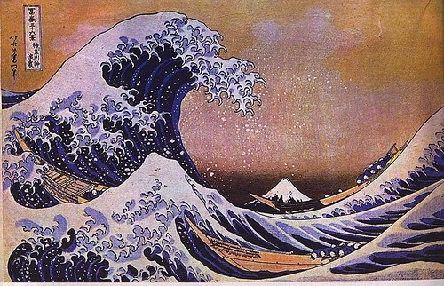 Hokusai's Great Wave