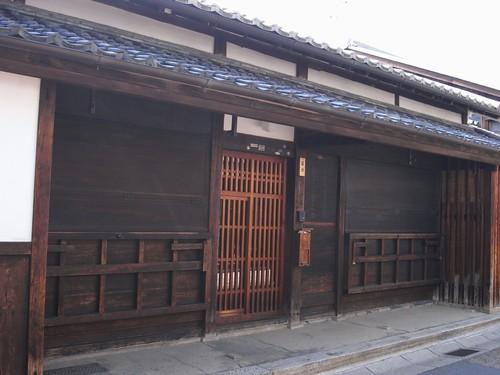 奈良町「藤岡家住宅」-01