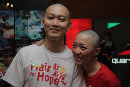My cousin Sien & Me