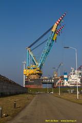 Saipem 7000 (Bert de Boer) Tags: netherlands saipem nederland groningen eemshaven bertdeboer bertop 7000