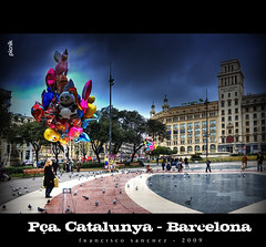 Pça. Catalunya - Barcelona
