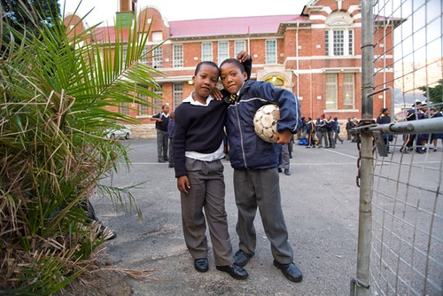 Chapel Street School Boys