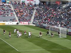 Rapids Defend Their Goal